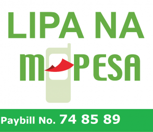 Lipa Na Mpesa accepted here