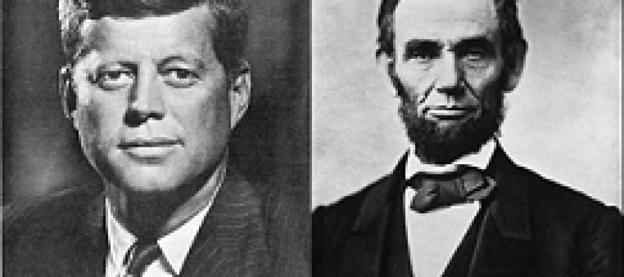 Nuggets of History on Abraham Lincolin – John F. Kennedy: Coincidence?