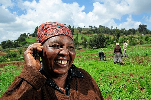 mobie farming apps in africa, kenya