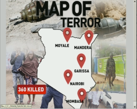al shabab attacks in Kenya